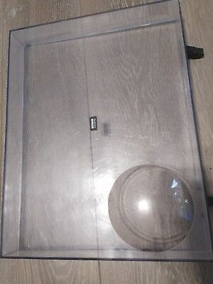 Technics Dust Cover for SL-1200 / SL-1210 MK2 MK3 M3D MK4 MK5 M5G MK6 Turntable