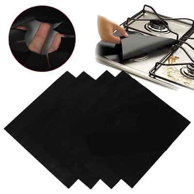 Non-stick Reusable Gas Stove Pads Stovetop Burner Protector Liner Cover Kitchen