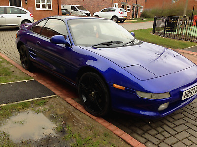 Mr2 Mk2 2.0L Auto G-Limited T-Bar  Rare Classic 60K Miles Psteering Reduced