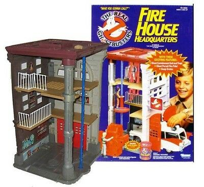 Kenner The Real Ghostbusters Fire Station