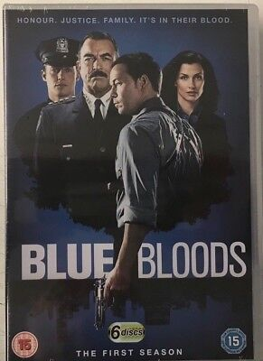 Blue Bloods - Series 1 - Complete (6DVD) Tom Selleck