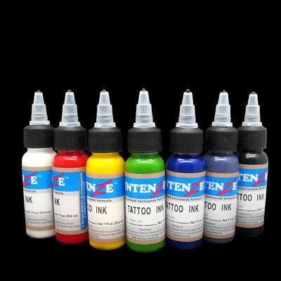 30Ml Professional Salon Tattoo Ink Diy Monochrome Practice Tattoo Pigment Faddis