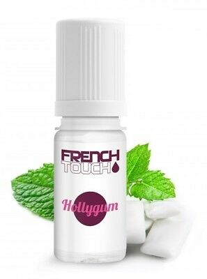 E-liquide FRENCH TOUCH Saveur Hollygum - 0 / 6 / 11 / 16 mg nicotine