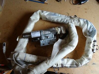Ford Mondeo Mk 4 Roof Curtain Airbag NS Pasenger Side