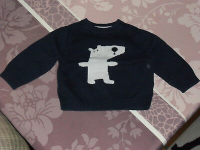 Pull Mothercare taille 3-6 mois