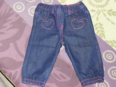 Jeans taille 9 mois