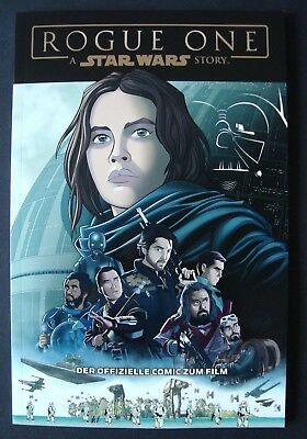 "STAR WARS Story ""Rogue one""  Der Comic zum Film  ungelesen, Top Zustand"