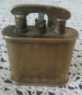 Vintage Very Old Petrol Lighter COLIBRI Approx '1930 Swiss Made