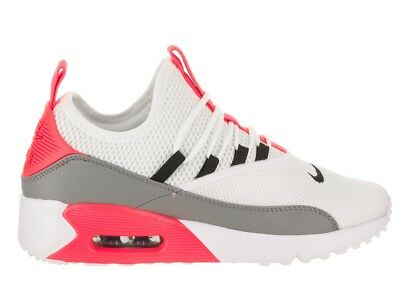 b61e264941 NIKE WOMEN'S AIR Max 90 EZ NEW AUTHENTIC White/Dust-Solar Red-Black ...
