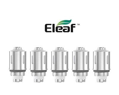 5 Résistances COIL ELEAF ORIGINAL GS AIR - 0,75 ohm