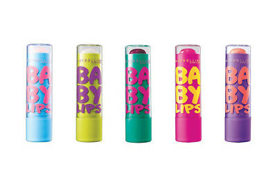 Maybelline Baby Lips Electro Lip Balm ** Choose Your Flavour **