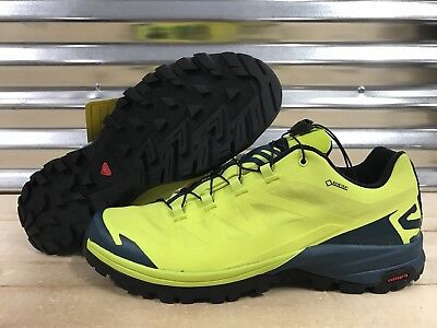 SALOMON OUTPATH PRO GTX New with tags sz 11 US, 45.5 Yellow
