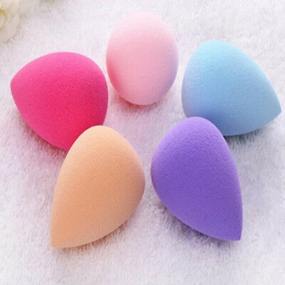 2PC Beauty Sponge Blending Face Make Up Tool Flawless Foundation Puff Powder PRO