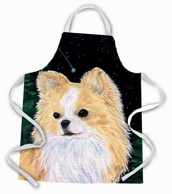 Carolines Treasures  SS8508APRON Starry Night Chihuahua Apron