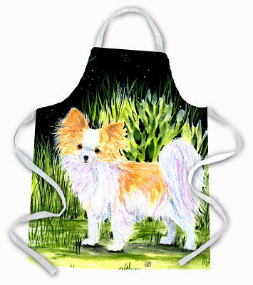 Carolines Treasures  SS8516APRON Starry Night Chihuahua Apron