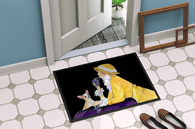 Carolines Treasures  SS8632MAT Chihuahua Indoor Outdoor Mat 18x27 Doormat