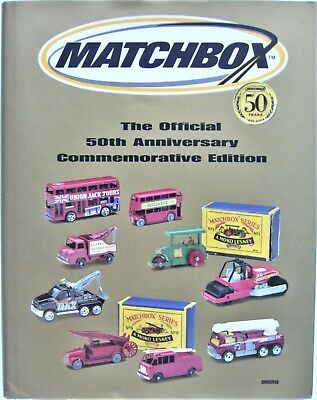 MATCHBOX / The Official 50th Anniversary Commemorative Edition 2002 / 271 pages
