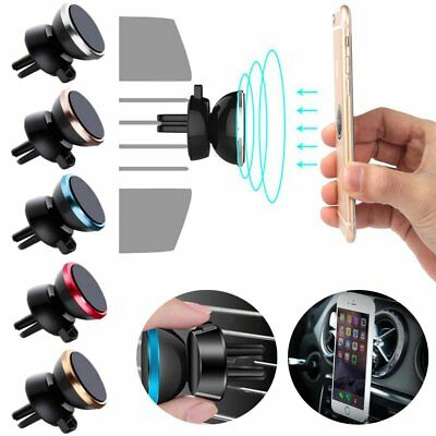 Car Magnetic Air Vent Universal Mount Holder Stand Mobile Cell Phone
