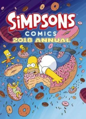 The Simpsons Comics Annual 2018