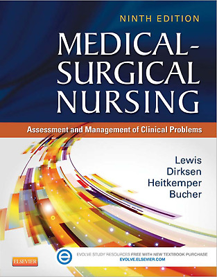 (EBOOK PDF) Medical-Surgical Nursing : Assessment and Management of Clinical 9th
