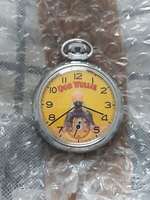 Working oor wullie pocket watch