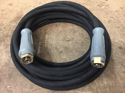 Karcher Easy Force Equivalent 10mtr Heavy Duty Industrial Black Hose Wire Braid