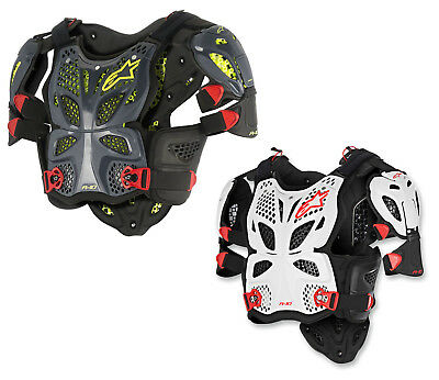 Alpinestars A-10 Full Chest Protector 2018 MX Motocross Brustpanzer A10 Enduro