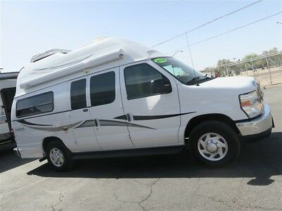 2014 Genesis Supreme Ford Class B Van Onan Gen Self Contained Clean In Az!!