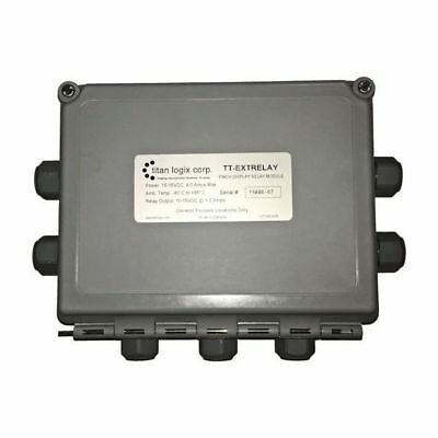 Titan Logix TT-EXTRELAY External Relay- NEW