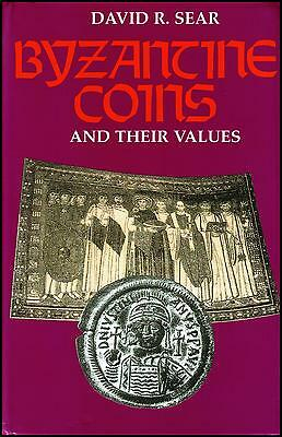 David Sear. Byzantine coins and their values, 2nd edition 2006