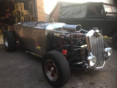 Hot rod/ Rat rod Project Car
