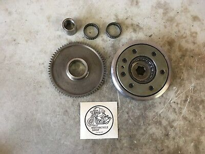 Ducati 750 Flywheel / One Way Starter Clutch