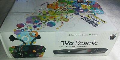 TiVo Roamio HD (500GB) DVR and Streaming Media Player, TCD846500