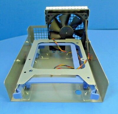 NEW Genuine Dell Precision T3500 T5400 T5500 ADD-ON HDD Cage w/Fan & Caddy WH216