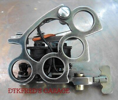 machine a tatouer handmade custom tattoo machine liner Knuckle/ Poing amèricain