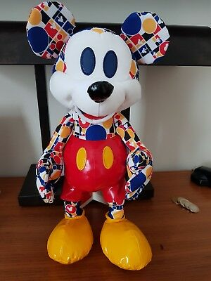 Mickey Mouse Memories Plush March BNWT