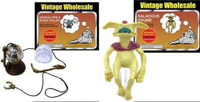 Star Wars Narguilé Pipe /& SLAVE Collar Accessoire 2018 Re-Release from Kenner