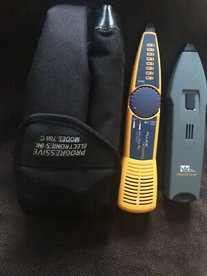 Fluke Networks IntelliTone Pro 200 Probe With Trace Tone From Ideal