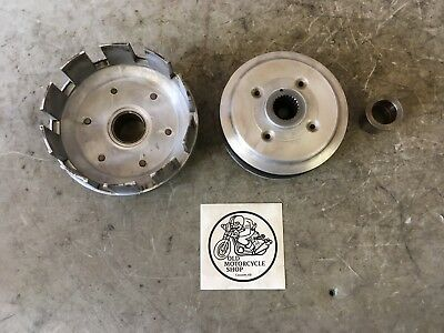 1972 Honda Cb350 Four Clutch Assembly