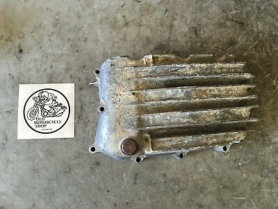 1972 Honda Vb350 Four Oil Sump / Pan