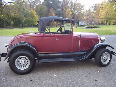 1929 Ford Model A  29 model a ford