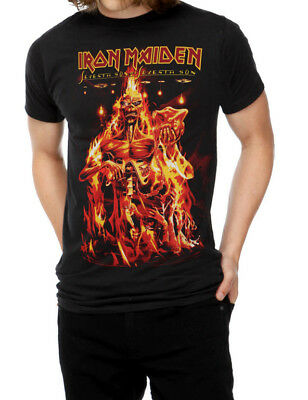 Iron Maiden SEVENTH SON OF A SEVENTH SON T-Shirt NEW Licensed & Official RARE!!!