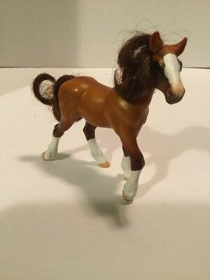 "1996 Empire Grand Champions CLYDESDALE HORSE 4.5"" Stallion"