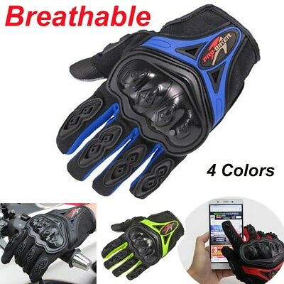 Motorcycle Rider Protective Gloves Touch Screen  Waterproof Windproof Women Men