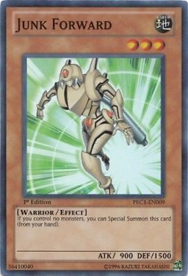 ( JUNK FORWARD ) - Common - BPW2-EN046 - 1st - NM - Yu-Gi-Oh - Battle Pack 2