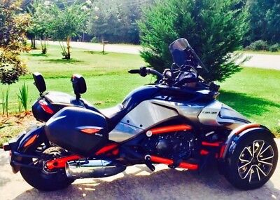 2015 Can-Am F3-S  2015 Can Am Spyder F3-S