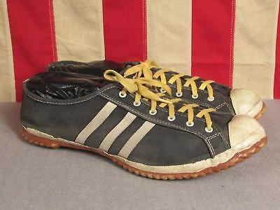 Vintage 1950s Converse Canvas Low Top Sneakers Sz.10 Bicycle Athletic Shoes Rare