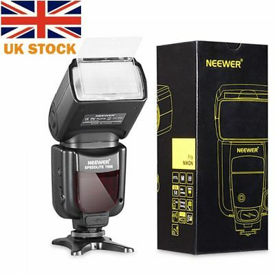 Neewer VK750 II LCD Flash Speedlite for Nikon D7000 D3200 D3100 D5100 D5200 D90