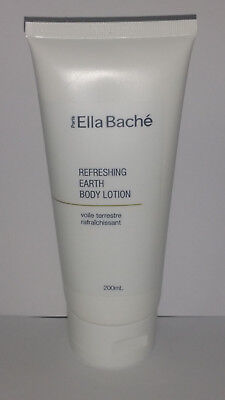 Ella Bache Refreshing Earth Body Lotion 200ml - Enriched with Shea Butter - New