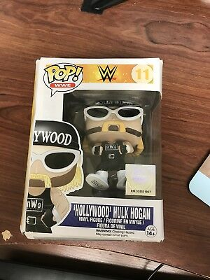 hollywood hulk hogan funko pop